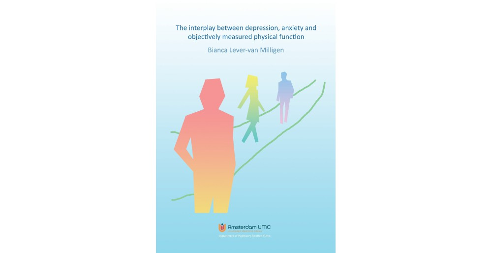 The interplay between depression, anxiety and objectively measured physical function