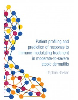 Patient profiling and prediction of response to immune-modulating treatment in moderate-to-severe atopic dermatitis