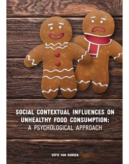 Social contextual influences on unhealthy food consumption: A psychological approach