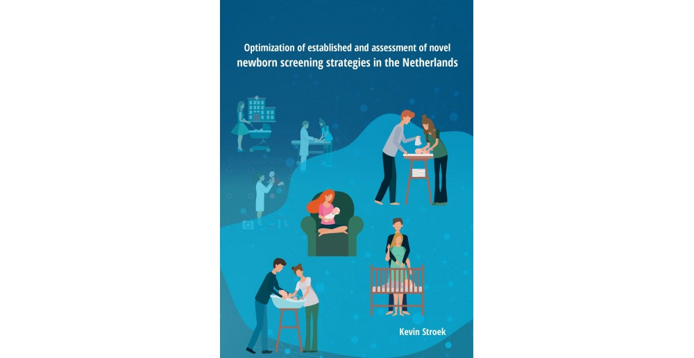 Optimization of established and assessment of novel newborn screening strategies in the Netherlands
