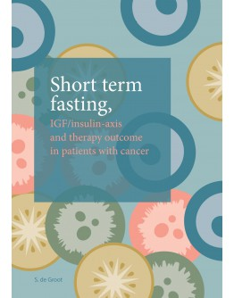 Short term fasting, IGF/insulin-axis and therapy outcome in patients with cancer