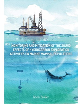 Monitoring and mitigation of the sound effects of hydrocarbon exploration activities on marine mammal populations