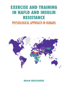 Exercise and training in NAFLD and insulin resistance