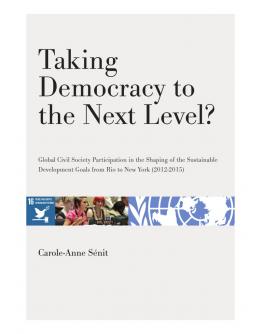 Taking Democracy to the Next Level ?