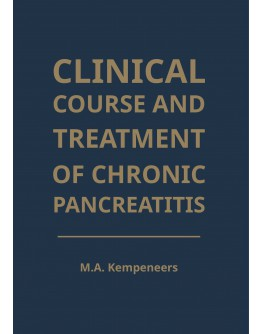 Clinical Course And Treatment of Chronic Pancreatitis