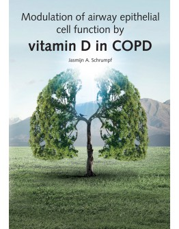 Modulation of airway epithelial cell function by vitamin D in COPD