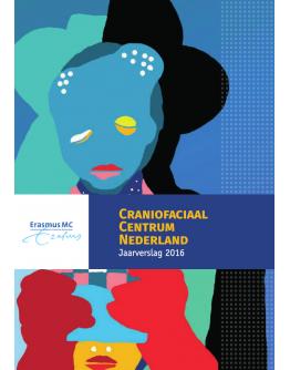 Jaarverslag 2016 Erasmus MC