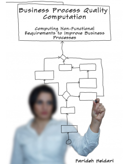 Business process quality computation