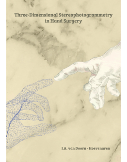 Three-Dimensional Stereophotogrammetry in Hand Surgery