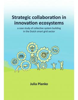 Strategic collaboration in innovation ecosystem