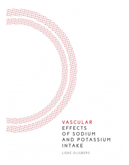 Vascular Effects of Sodium and Potassium Intake