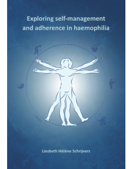 Exploring self-management and adherence in haemophilia