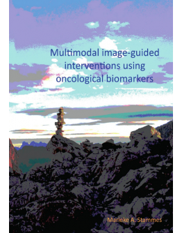 Multimodal image-guided interventions using oncological biomarkers