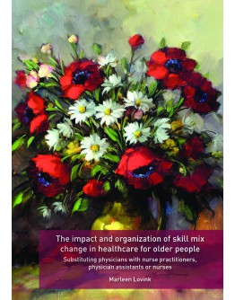 The impact and organization of skill mix change in healthcare for older people