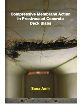 Compressive Membrane Action in Prestressed Concrete Deck Slabs