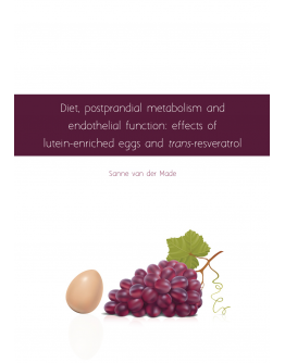 Diet, postprandial metabolism and endothelial function: effects of lutein-enriched eggs and trans-resveratrol