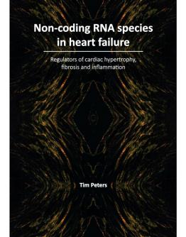 Non-coding RNA species in heart failure