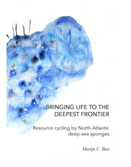 BRINGING LIFE TO THE DEEPEST FRONTIER Resource cycling by North-Atlantic deep-sea sponges