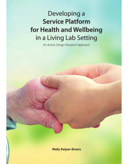 Developing a Service Platform for Health and Wellbeing in a Living Lab Setting